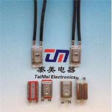 供应节能灯专用热保护器 17AM温度保护器 电源温度开关
