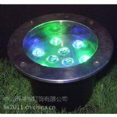 9W公园亮化用LED插地灯公园亮化照树等需要的LED插地灯