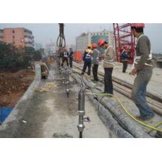 吉林省 白山 集安劈裂机厂家金矿银矿开采设备