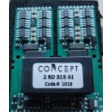瑞士CONCEPT驱动板IHD280AI-17 IGD608AI-17 IGD615AI-17