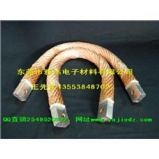 透明PVC高压接地铜绞线