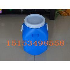 25升方形圆口塑料桶