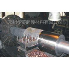 轧辊 加工轧辊车刀片 堆焊轧辊(图)