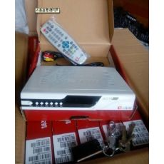 无锅电视接收器