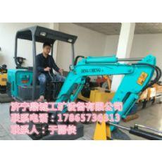 四川乐山市政修路小型挖掘机可以挖下水道