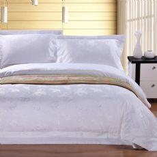 纯棉白色床单被罩批发零售