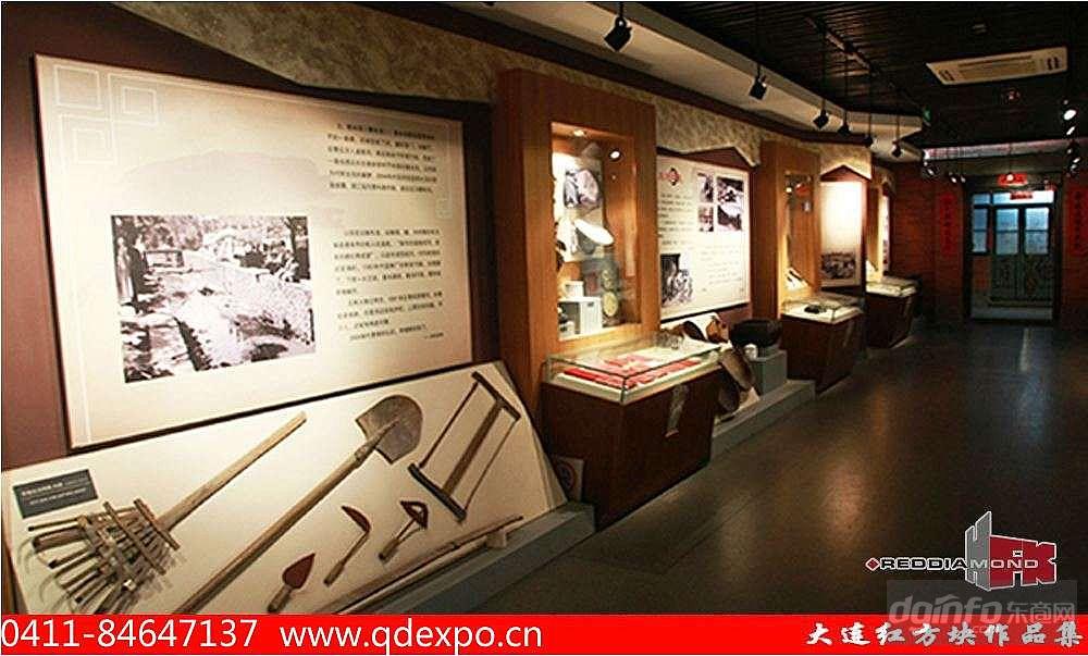民俗文化展览馆展陈设计|乡村规划馆主题策划