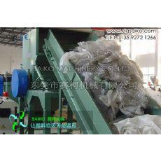 PP薄膜编织袋破碎清洗流水线设备
