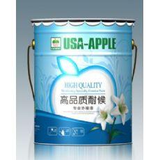 美国苹果高品质耐候专业外墙漆