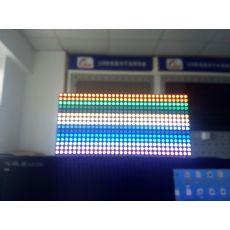 井研强力巨彩新元达LED显示屏