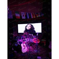 西藏林芝强力巨彩新元达LED显示屏T4