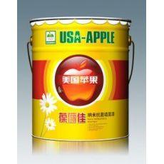 美国苹果金装纳米抗菌墙面漆