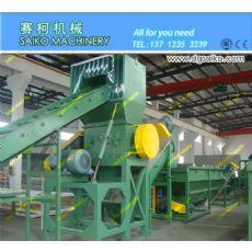 供应废旧农膜回收清洗,LDPE薄膜清洗回收制粒生产线
