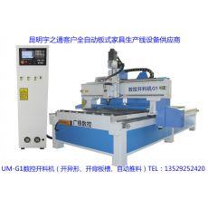 昆明定制家具生产线设备木工开料机