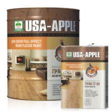 净味全效耐磨地板漆
