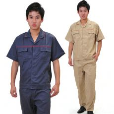广州夏季工作服定做,白云区工厂工作服定制,短袖工作服订做,厂服生产,工服厂家直销