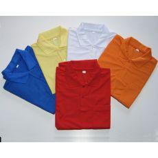 花都区T恤衫定做,新华翻领T恤衫定制,工厂T恤衫订做,款式新颖,价格优惠