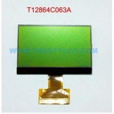 2.5寸12864小尺寸图形点阵COG液晶屏