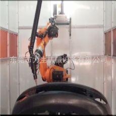 箱包切割机器人 KUKA机器人 自动化切割