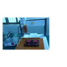 厂家直销,手机热熔胶点胶机,手边外壳屏幕粘接自动点胶机XT-225