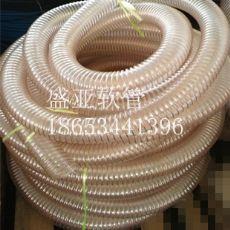 不含塑化剂pu钢丝螺旋管