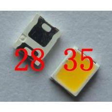 厂家直销 2835红色LED 0.2w 2835红光 2835绿光 橙光 2835黄光 一致性高