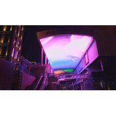 供应黑龙江LED天幕、LED天幕价格、LED天幕厂家