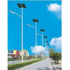供应太阳能灯LED大功率马路灯 5/8米农村城市景观照明