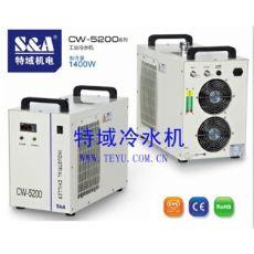 数控机床主轴水循环冷却机S&A CW-5200