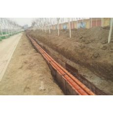 PVC电力管 天津-北京PVC格栅管价格 一根几米