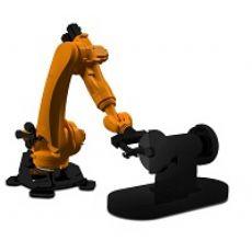 智能打磨机器人GS210,高效去毛刺飞边!