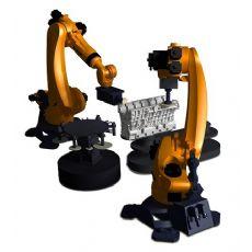智能打磨双机器人GDT210