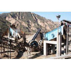 砂石生产线K坚石有着优良的技术特色