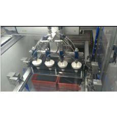 自动,点胶机,LED球泡灯全自动生产线XT-441QP