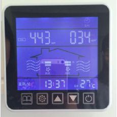 PM2.5粉尘,甲醛新风智能控制器,以防假冒,请认准深圳祥帆