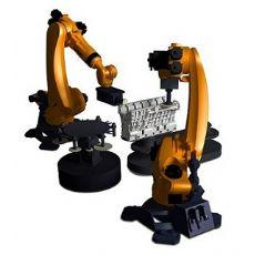 造船行业零件智能切割打磨抛光机器人
