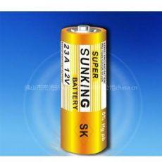 12V碱性电池 车辆防盗器 门铃电池 27A 12V电池