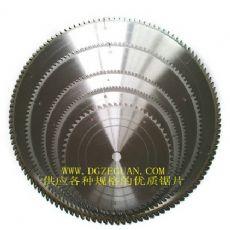 泽冠铝材切割锯片 切铜锯片 大外径合金锯片