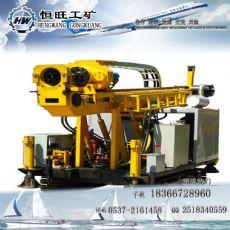 DCZ-350多功能履带钻机