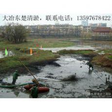 武汉市水库清淤公司