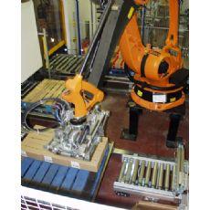河北博柯莱供应KUKA机器人 码垛机器人