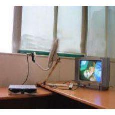 小锅电视天线接收器,卫星天线信号接收器