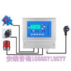 乙炔气体报警仪型号  乙炔氧气车间设备专用