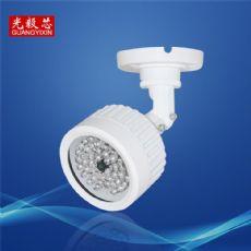 新款LED点阵红外监控补光灯