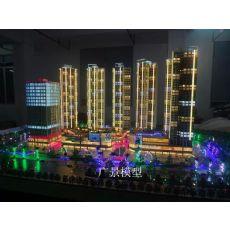 湛江市建筑模型