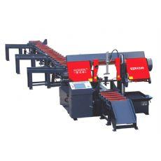 GZK4240金属带锯床厂家 带锯床的使用