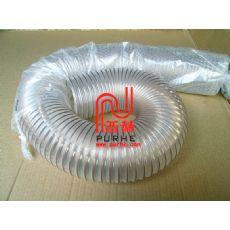 PU吸尘管-聚氨酯软管-pu管子-pu透明钢丝伸缩软管