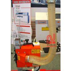 木工吸尘管,木屑集尘管,木工机械除尘管