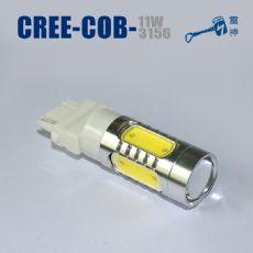 11W LED汽车灯 3156科瑞光源 转向灯