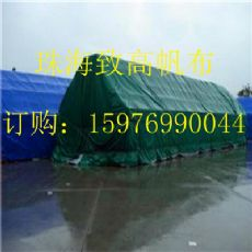 珠海横琴工地推拉篷活动蓬广场帆布蓬推拉停车蓬烧烤帐篷